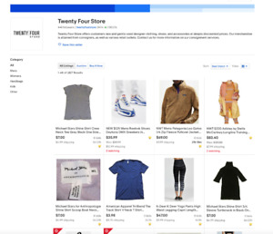 Name Brand Apparel Shoes Accessories Ebay Store For Sale W Inventory