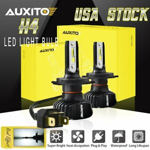 For 1999 2000 Honda Civic H4 9003 Led Headlight Conversion Kit Bulb 120w 16000lm