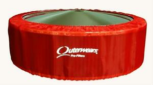 Outerwears Pre Filter Company Air Cleaner Pre Filter Polyester 14 Dia 4 10100203
