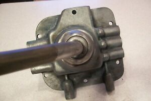 Ford Truck 8ba Flathead Non Synchro Four Speed T8 Transmission Shifter T8g 148a