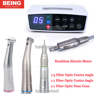 Being Dental Brushless Electric Micro Motor Led 1 1 1 5 Handpiece