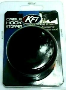 Kfi Winch Cable Hook Stopper Kit Help Prevent Cable Backlash Reduces Roller Wear