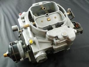 1958 1965 Chevy Carter Wcfb Carburetor Fits Original 4bbl 327 348 V8 S 180 1089