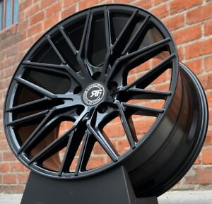 22x9 0 22x10 5 Rf13 Wheels Fit Cayenne Audi Q7 Vw Touareg Gloss Black 22