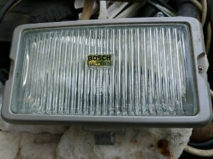 Buyer Will Receive 2 Bosch Prof 210 Fog Driving Light Lamps H3 12v 0986310539
