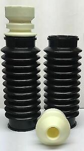 New Set Of 2 Sb101 Universal Suspension Strut Boot Bellow Kit Front Or Rear