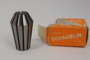 New Schaublin Es 16 2mm 5 64 Collet For Emco Unimat Lathe Swiss Made