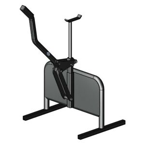 Eagle Plow Lever Lift Stand
