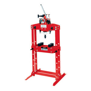 Jet 331406 5 ton Hydraulic Shop Press With Auxiliary Handle Press New