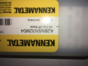 Kennametal A2bnsn32m04 Parting And Grooving Blade