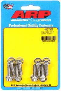Arp Valve Cover Bolts Stainless 12 Point Cast Aluminum Covers 1 4 20 Thread