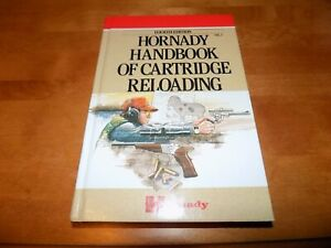 HORNADY HANDBOOK OF CARTRIDGE RELOADING RIFLE PISTOL VOL. II  4th ED. Ammo Book