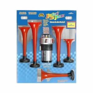 Wolo Musical Air Horn 425
