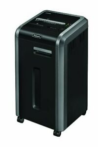 Fellowes 4620001 The Powershred 225mi Features A 100 Jam Proof System That