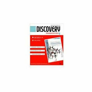 Discovery Punched Premium Selection Multipurpose Paper For Laser Inkjet Print