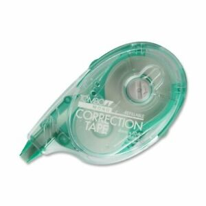 Tombow Mono Correction Tape 0 16 Width X 39 33 Ft Length 1 Line s White