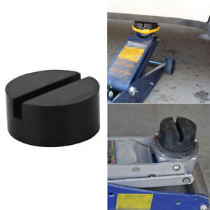 70 35 Mm Universal Rubber Slotted Floor Jack Pad Frame Rail Adapter Practical Us