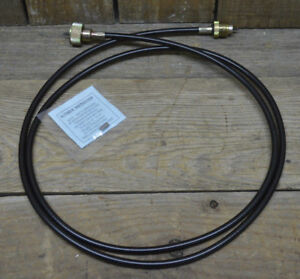 1930 1948 Ford Speedometer Car Truck Cable Oem Vtg Style Hot Rod 1939 Trans