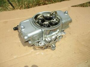 Barry Grant Mighty Demon 56 850 Cfm Carburetor Carb Drag Jet Boat Marine