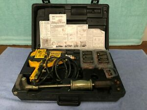 Pre owned Uni Spotter Stinger Plus Stud Gun Welding Welder 5500 Kit 5590 Tool