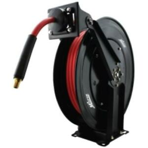 Milton Industries 2760 50d 3 8 X 50 Auto retracting Air Hose Reel 276050d