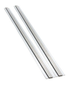 Stainless Steel Wall Divider Bars For 1 16 Material 7ft Long 2 Pack