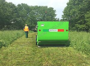 Flail Collection Mower Peruzzo Panther 1800 72 Cut 64cu Cap ground Discharge