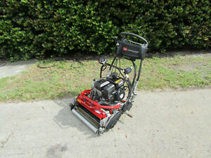 2016 Toro Greensmaster Flex 2120 Greens Reel Lawn Mower 21 Cut 04044 88 Hrs