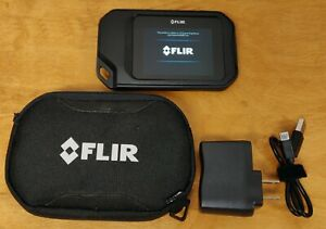 Flir C3 Compact Thermal Imaging Inspection Camera Touchscreen W wi fi 72003 0303