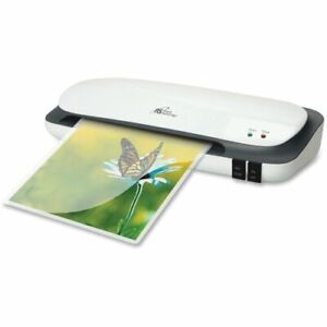 Royal Sovereign Cl 923 9in Desktop Hot cold Laminator Accs Laminates 3 Mil To 5