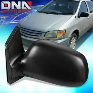 For 1998 2003 Toyota Sienna Oe Style Powered Left Side Door Mirror 8794008040