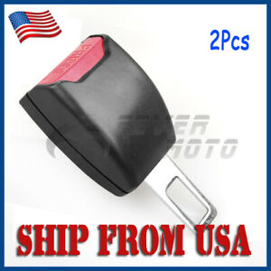 Us Car Seat Belt Extender Safety Eliminator Alarm Stopper For Toyota Models Fm