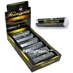 1 Kingpin Cigar Roller Machine Rolls Perfect Blunt Size 120mm Cigars Easily