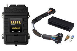 Haltech Elite 2000 Ems Standalone Kit With Pnp Adapter Harness Kit Evo 9 Ix