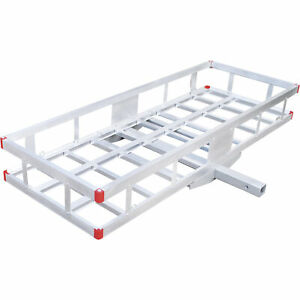 Ultra Tow Aluminum Cargo Carrier 500 Lb Capacity 60inl X 22 5inw X 7inh