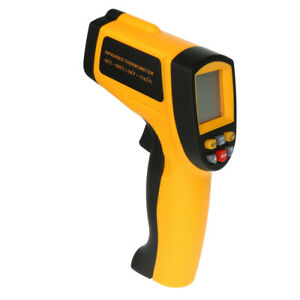 Non contact Digital Infrared Thermometer Temperature Meter 50 950