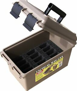 MTM Tactical Mag Can 223 5.56 Magazine Storage Outdoor Hunting Ammo Case Box