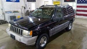 96 98 Jeep Grand Cherokee 4 0l Engine Assembly 162k Miles Video Tested