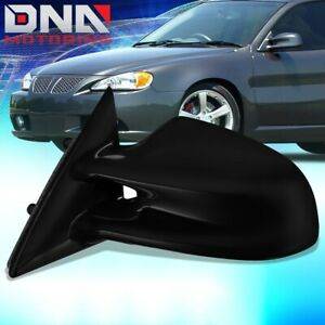 For 1999 2001 Pontiac Grand Am Oe Style Manual Left Side Door Mirror 22613599