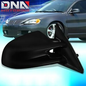 For 1999 2001 Pontiac Grand Am Oe Style Manual Right Side Door Mirror 22613598