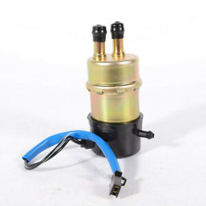 Motorcycle Replacement Parts Electric Fuel Pump For Yamaha 12v 50 60lph