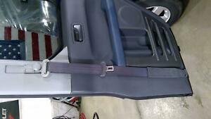 03 06 Honda Element Passenger Right Front Seat Belt Retractor grey Code B