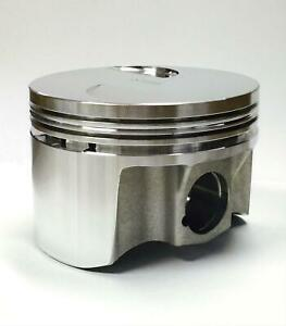 Pistons Forged Dish 4 125 In Bore Ford Set Of 8
