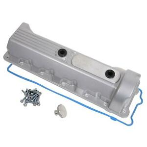 Valve Cover Height Windsor Engines 13 14 bolt Right Side Alum Silver Ford 4 6l