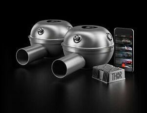 Thor Electronic Exhaust 2 Loudspeaker Active Sound Booster With App Control