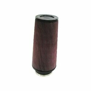K N Air Filter Filtercharger Conical Cotton Gauze Red 4 Dia Inlet Ea Re 0860