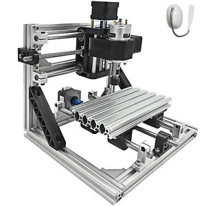 3 Axis Cnc Router Kit 1610 Engraver Engraving Tools 2020 Aluminium Profiles Ttl