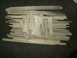 20 Unassembled Blued Bee Hive Frames 20 Medium 6 1 4 Ponderosa Pine