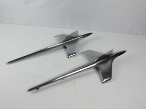Two 1951 1953 Packard Clipper Hood Ornament Huge 22 3 4 Long B L C 422445 A