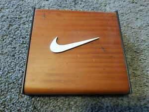 Rare Nike Vision Glasses Sunglasses Retail Store Display Sign